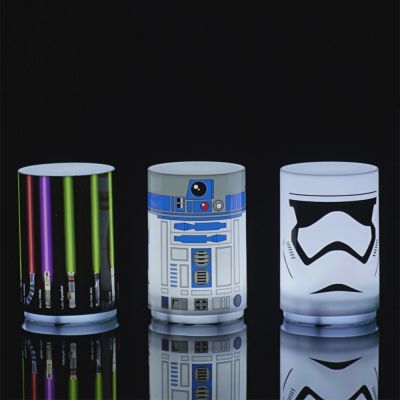 Lifestyle & wonen - Star Wars mini lampjes