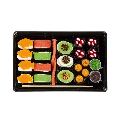 Kerstcadeau voor kinderen - Sushi gummibeertjes
