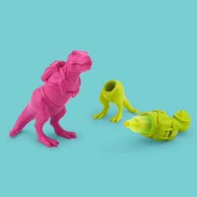 Verjaardagscadeau voor vriend - T-Rex markeerstift