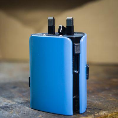 Reis gadgets  - Reisadaptor met USB