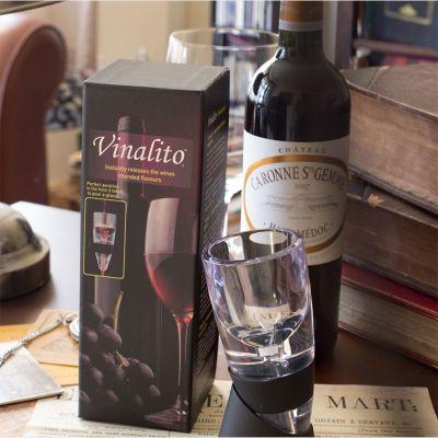 Bar accesoires - Vinalito wijn ontluchter
