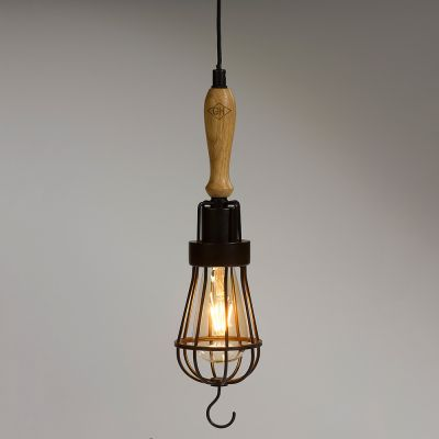 Vaderdag cadeau - Vintage LED lamp