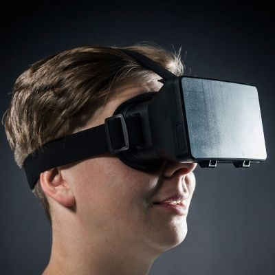 Oplaad apparatuur - Virtual Reality Headset voor smartphones