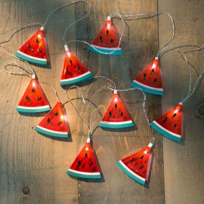 Gadgets voor festival - Watermeloen lichtsnoer