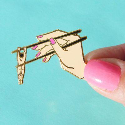 Kleding & accesoires - Yummy pin