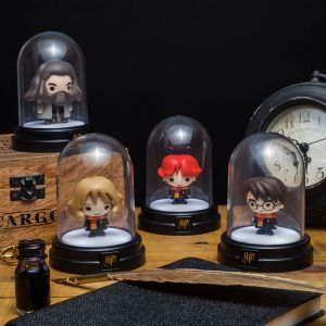 Harry Potter Lampen in Glas