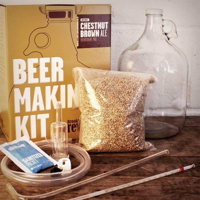 Brooklyn Brew Shop bierbrouwset