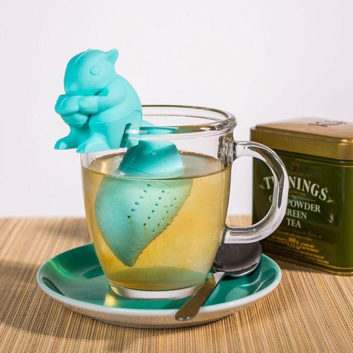 Eekhoorntje thee-ei