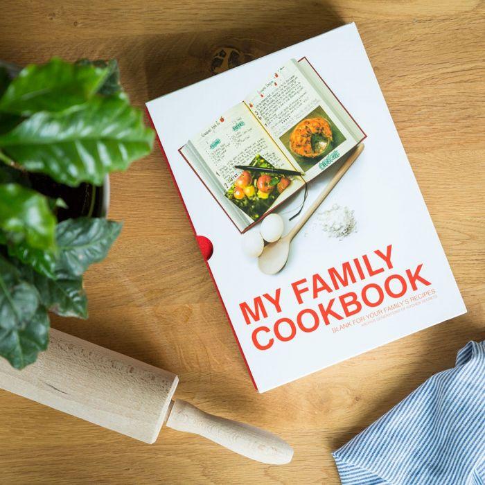 Het familie kookboek