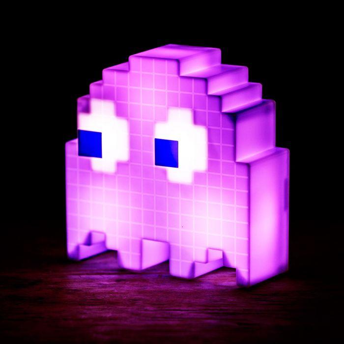 Pac-Man spooklamp