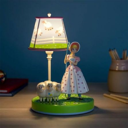 Toy Story lamp met figuren
