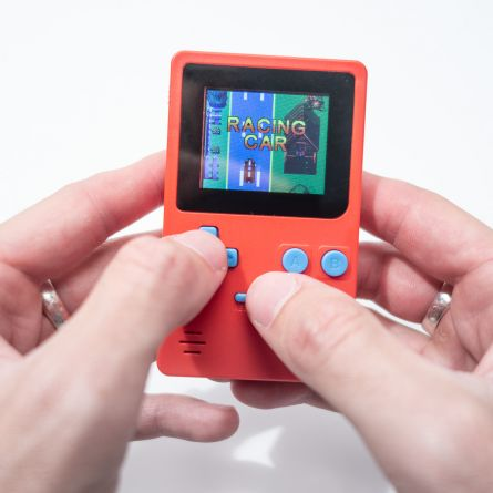 Retro Mini Spelletje