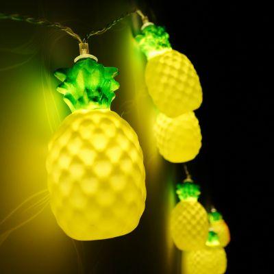 Verlichting - Ananas lichtsnoer