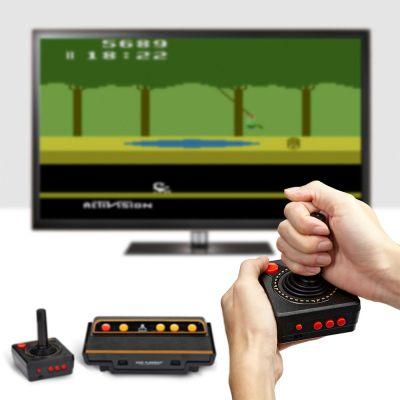 USB & Computer - Atari Flashback Retro Console