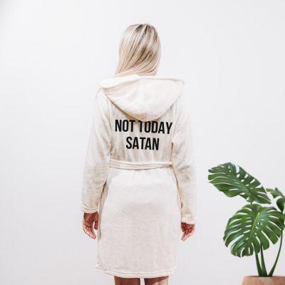 Kleding - Personaliseerbare badjas met tekst