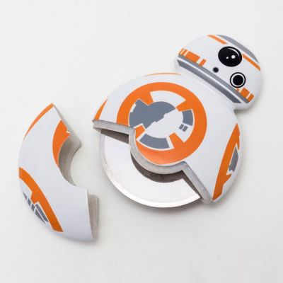 Star Wars gadgets en hebbedingen - Star Wars BB-8 Pizzasnijder