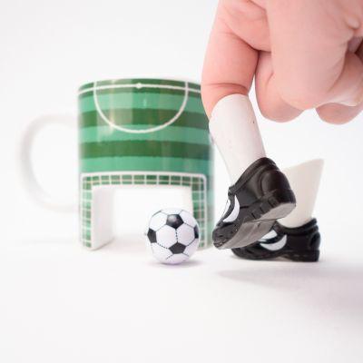 Plezier op kantoor - Voetbal mok