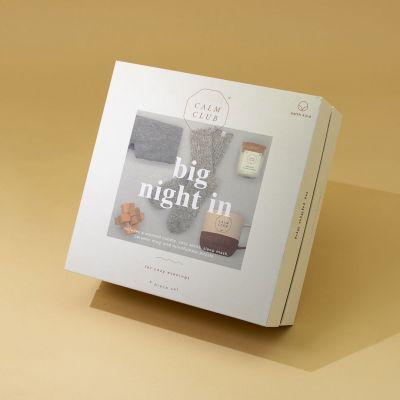 Badkamer - Big Night In thuisblijf set
