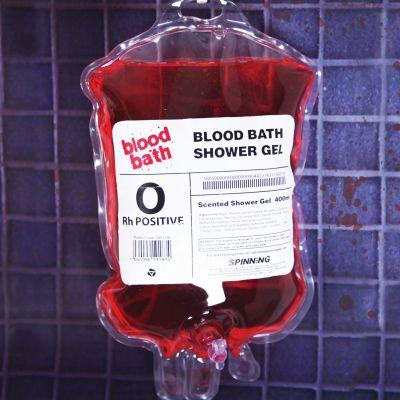 Badkamer - Bloed Douchegel