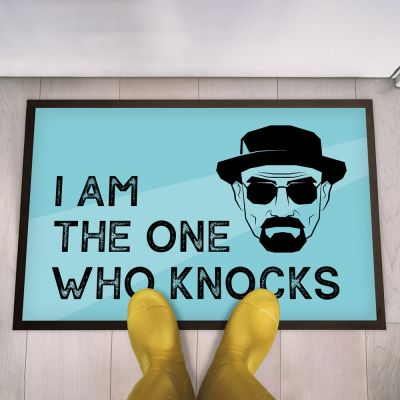 Film & Serie - I Am The One Who Knocks deurmat
