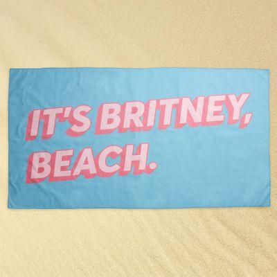 Buiten - Britney Beach strandlaken