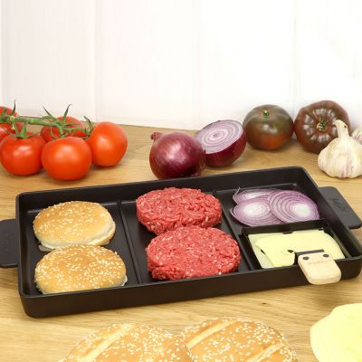 BBQ Accessoires - Burger Chef speciale grill