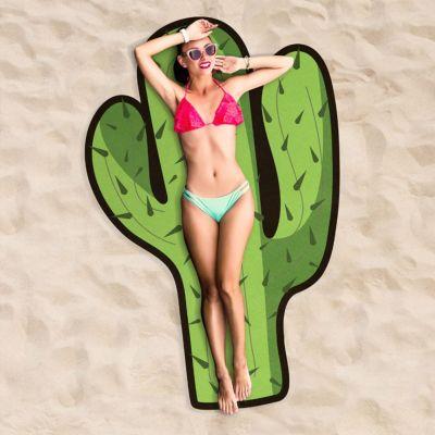 Zwembad Accessoires - Cactus strandlaken