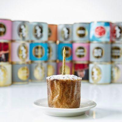 Cadeau voor kinderen - Cancakes taartjes uit blik
