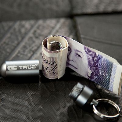 Afstudeercadeau - Cash Stash – Sleutelhanger met Geldverstopplaats