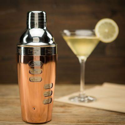 Bar accesoires - Design cocktailshaker met recepten