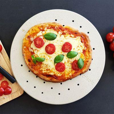 Keuken & barbeque - Crispiz Pizzasteen