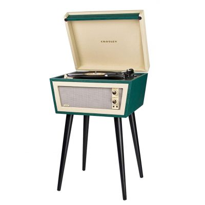 Luidsprekers & headsets - Crosley Sterling Retro Platenspeler met Bluetooth