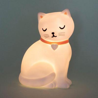 Baby cadeaus - Schattige kat nachtlampje