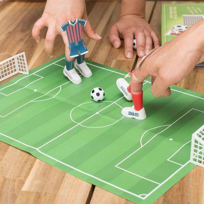 Speeltjes - Vingervoetbal
