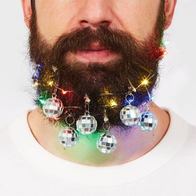 Sinterklaas surprise - Disco baard decoratie