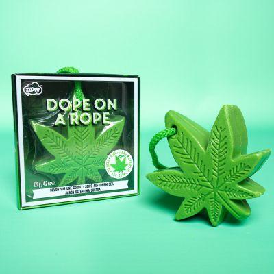 Badkamer - Cannabis blad zeep