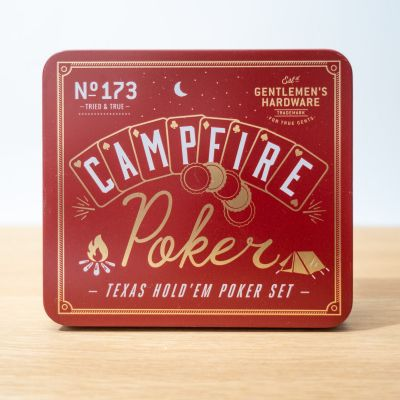 Party Games - Kampvuur pokerset