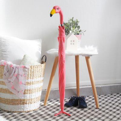 Buiten - Flamingo Paraplu