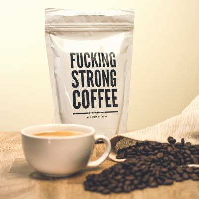 Sinterklaas surprise - F*cking Strong Coffee: verrekte sterke koffie