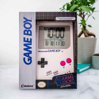 Retro kamer - Game Boy Wekker
