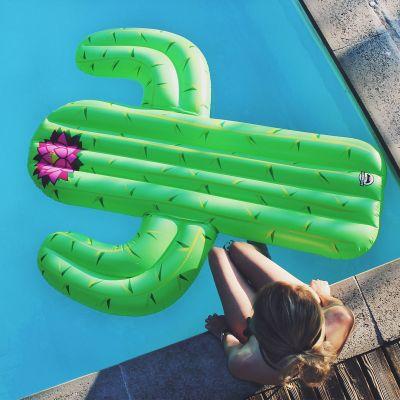Buiten - Opblaasbare cactus