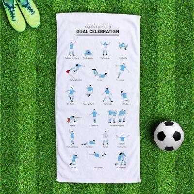 Buiten - Goal handdoek
