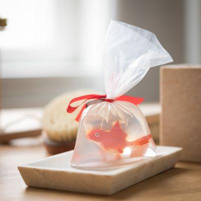 Grappige cadeaus - Goudvis zeep