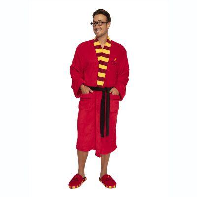 Nieuw - Harry Potter badjas met bril en bliksem