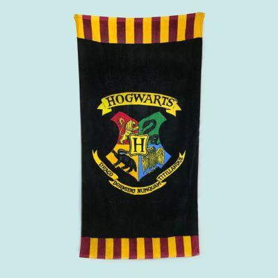 Zwembad Accessoires - Harry Potter Hogwarts handdoek