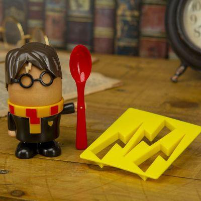 Harry Potter - Harry Potter eierdopje met vorm voor toast