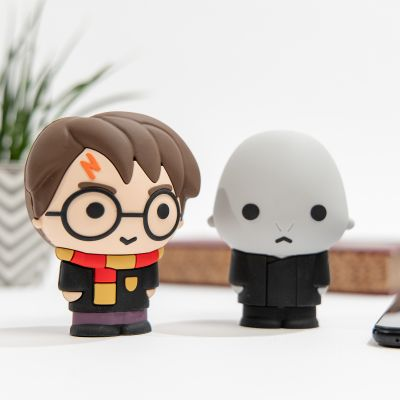 Gadgets & Techniek - Harry potter en Voldemort Powerbanks