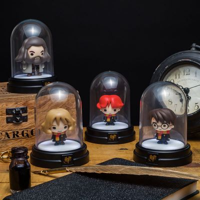 Kleine cadeautjes - Harry Potter Lampen in Glas