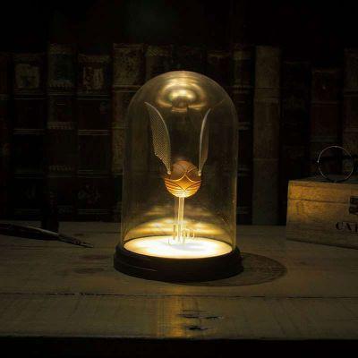 Harry Potter - Gouden Snaai Lampje
