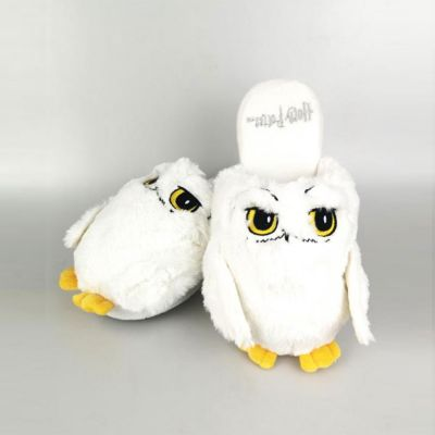 Film & Serie - Harry Potter Hedwig slippers